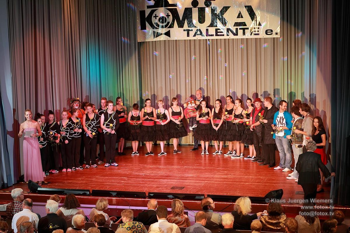 20. Talenteabend Komueka