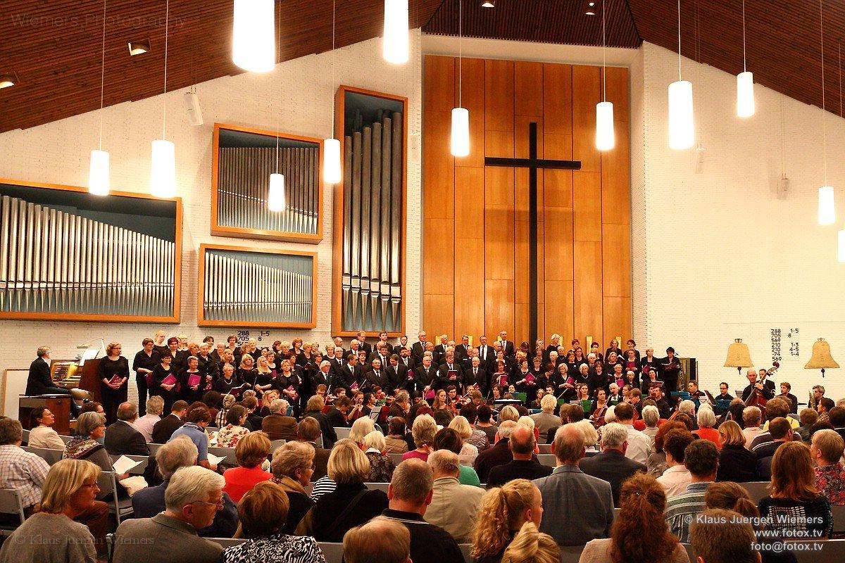 Konzert Mendelssohn in der Christuskirche Korntal