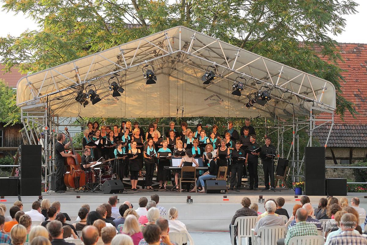 Summer Open-Air in Muenchingen 2013