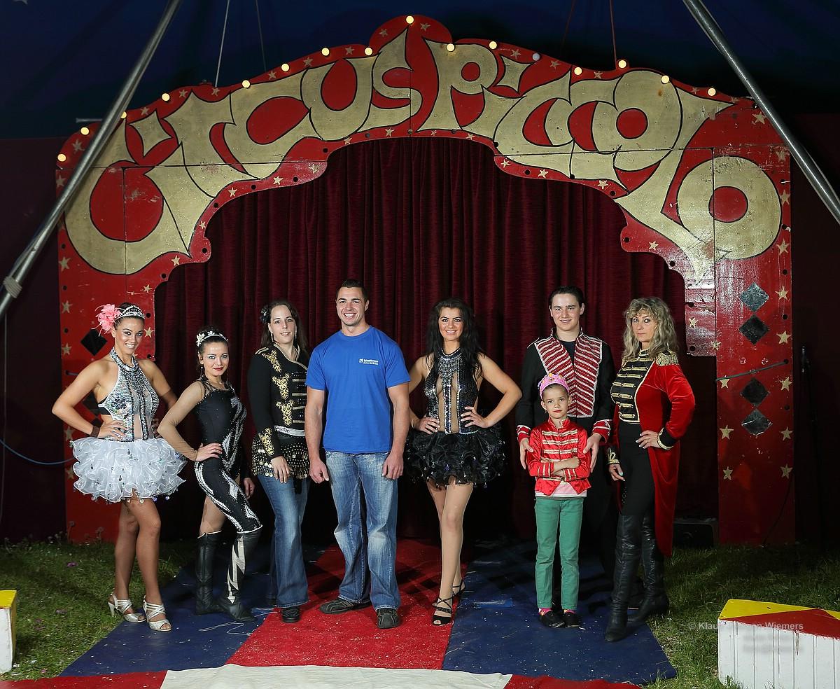 Zirkus Piccolo 2014